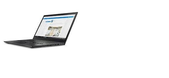 Lenovo Thinkpad T470s - Intel i7-7600U, 16Gb DDR4 Ram, 256Gb SSD, Windows 10 Pro * Refurbished * (Screen Blemish and fully functional)