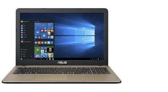 "ASUS VivoBook X540UA-TB51-CB 15.6"" Laptop with Intel® i5-8250U,256G SSD, 8GB RAM & Windows 10 - Chocolate Black & Gold Open Box"