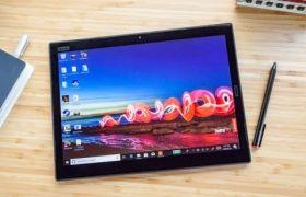"LENOVO ThinkPad X1 Tablet ,12"" FHD+ (2160x1440) IPS, Core m5-7Y57,8GB, 256SSD, Win10 Pro-refurbished No Keybaord, No stylus"