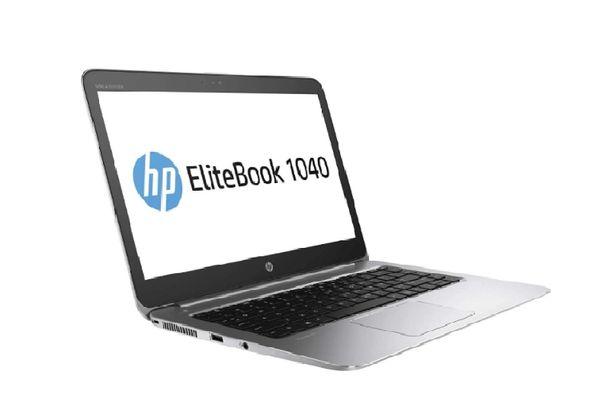 "HP EliteBook 1040 G3 14"" Laptop (Core i5-6300U / 8 GB RAM / 256 M.2 GB SSD / Win 10 Pro) – Refurbished"