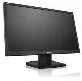 "Lenovo T2454 24"" HDMI VGA USB 3 Display Port LED Monitor - T2454 Pivot, Swivel & Height Adjustable,LED Backlight panel"