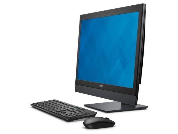 "Dell OptiPlex 7440 23.8"" FHD All in One Desktop Intel Quad Core i7-6700 3.40GHz 8 GB DDR4 256 GB SSD Windows 10 Pro Refurbished"