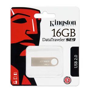 Kingston Datatravel SE9 16GB USB Metal Flash Drive