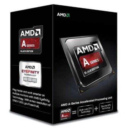 AMD A6-6400K Black Edition (65W) Dual-Core Processor