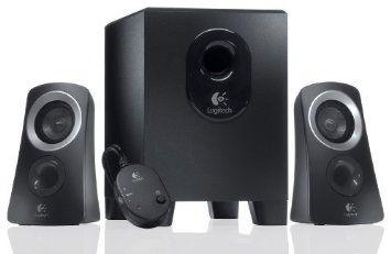 Logitech Z213 (980-000941) -- 2.1 Speaker System
