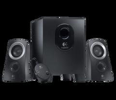 Logitech Z313 (980-000382) -- 2.1 Stereo Speaker System