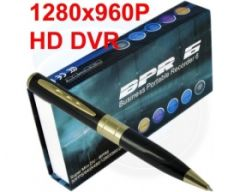 Spy Pen 1280Px960 Video Camera Sound Recorder HD-DVR