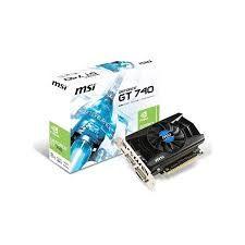 MSI GeForce GT 740 N740-1GD5 1GB