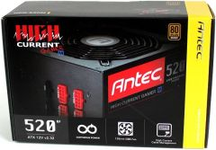 Antec HCG-520M 520W Continuous Power Supply
