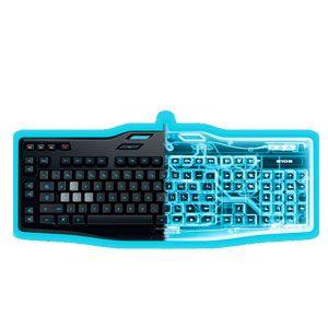 Logitech G105 Illuminated USB Gaming Keyboard