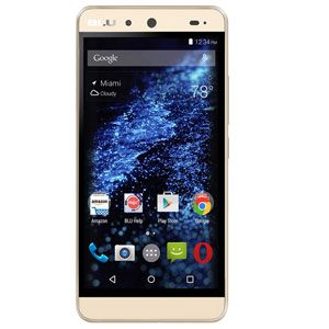 BLU ENERGY X Smartphone - W/4000 mAh Super Battery - GSM Unlocked Gold