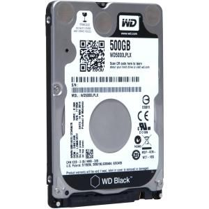 "WD Black WD5000LPLX 500 GB 2.5"" Internal Hard Drive"