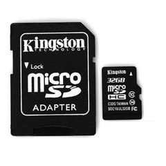 Kingston 32GB Micro SD Card Class 10