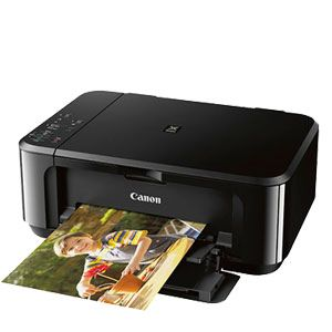 Canon MG3620 All-In-One Wireless Printer - Black