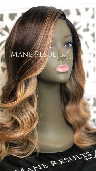 Custom Wigs and Color