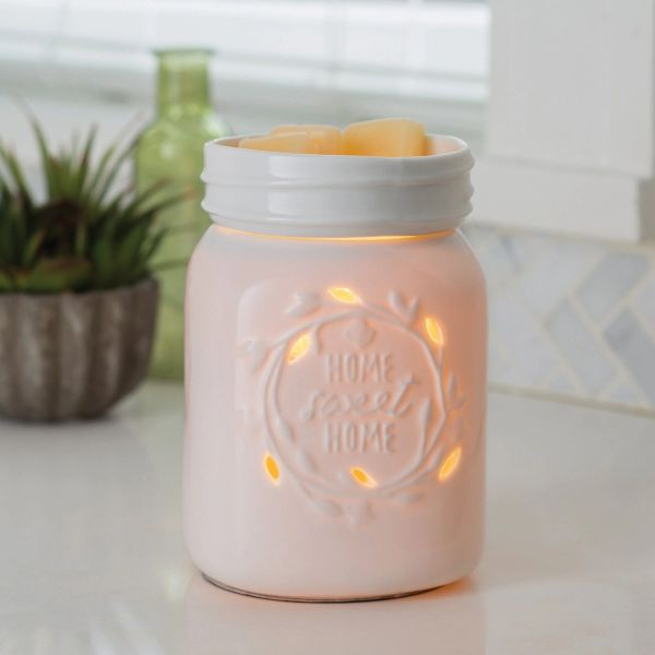 Old Time Mason Jar Warmer