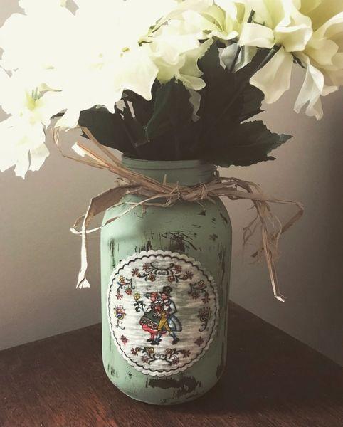 Norwegian Style Jar