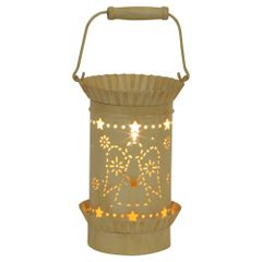 Tin Angel Lantern Style Warmer