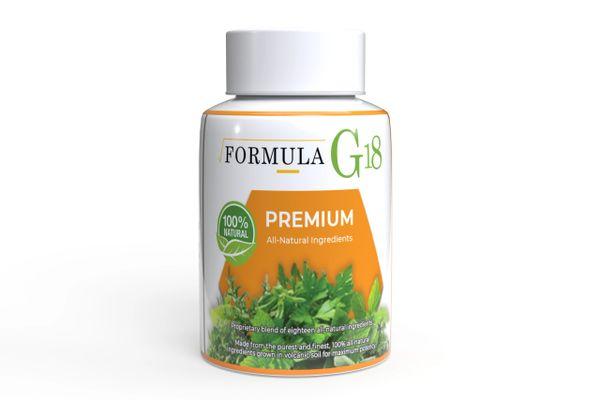 Formula G-18 (60 Capsule Bottle)
