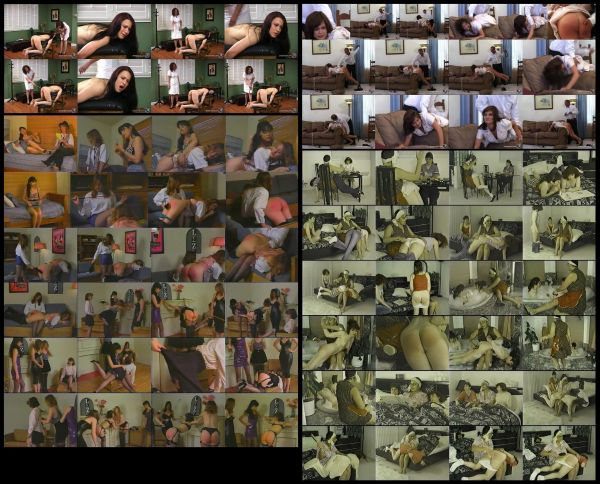 BDSM - SL-2+2 - 2 movies PLUS 2 other shorts - 7 scenes - 2 hr 10 min - *used DVD in paper sleeve - NO ART - (Q=F-G)