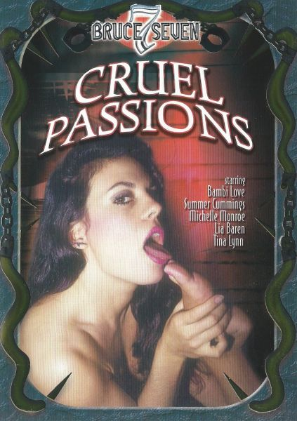 B7S - Cruel Passions - Bambi - *used FACTORY ORIGINAL DVD in case with artwork - (Q=G)
