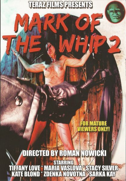 TF - Mark Of The Whip 2 - 2 hr 3 min - *used FACTORY ORIGINAL DVD in case with artwork - (Q=G-VG)