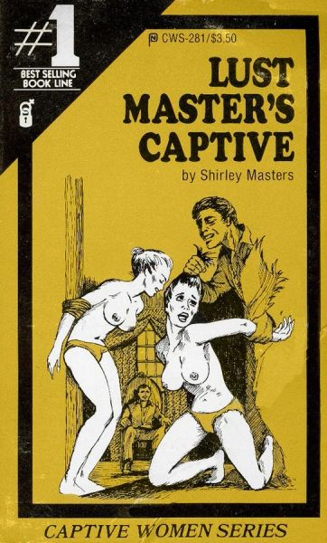 CWS-281 - Captive Women Series - by Shirley Masters
