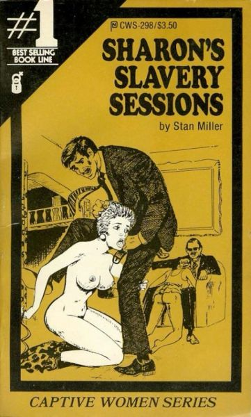 CWS-298 - Captive Women Series - by Stan Miller