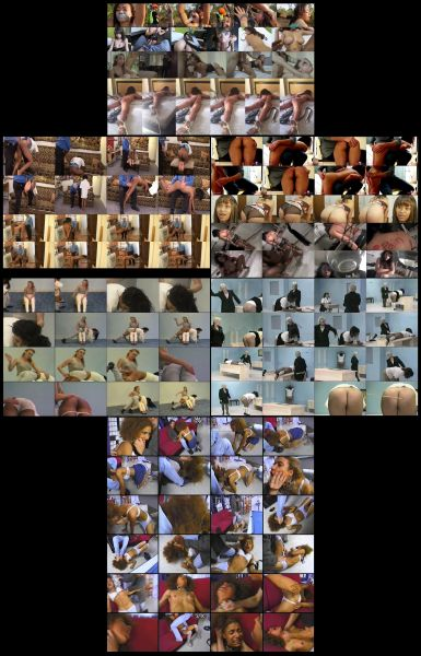 BDSM – Ebony 14 – 12 scenes - 2 hr 7 min - *used DVD in paper sleeve - NO ART - (Q=F-G-VG)