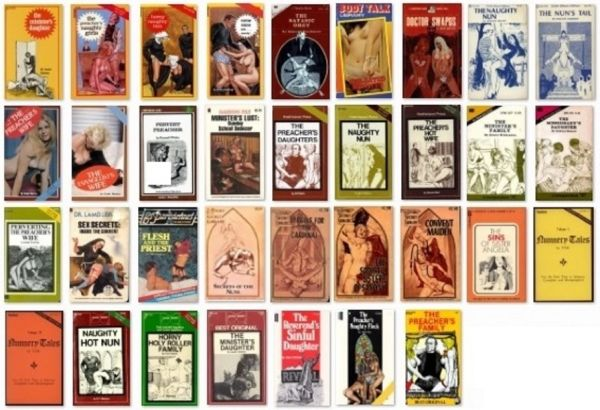 EBOOK - 40 plus ebooks - NUN-PREACHER various