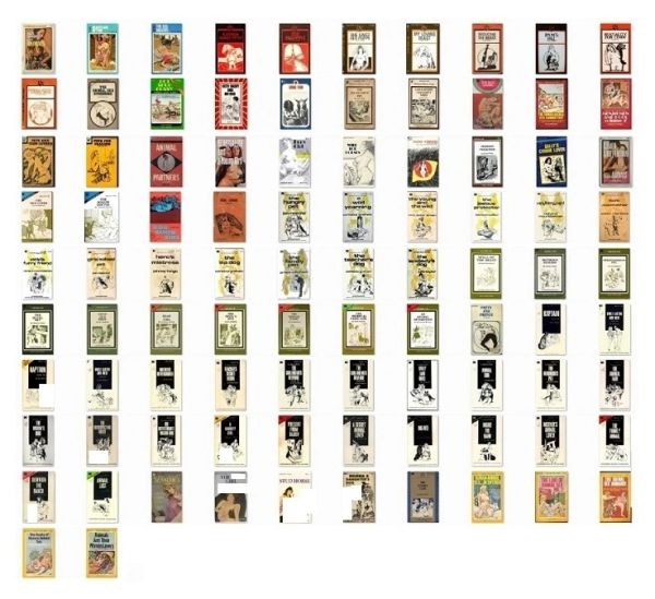 EBOOKS - 90 plus ebooks - similar to PB & Centaur - *used DVD in paper sleeve