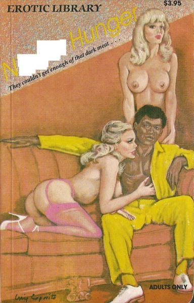 SEX - interracial - Hunger - 1991 - Erotic Library - GGA