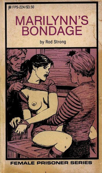 FPS-224 - Female Prisoner Series - Rod Strong