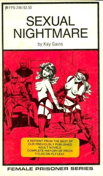 FPS-246 - Female Prisoner Series - Kay Gains