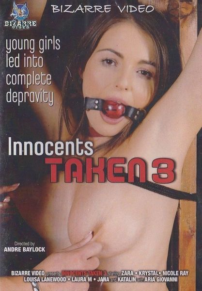 BV - Innocents Taken 03 - Bizarre Video - *used FACTORY ORIGINAL DVD in case with ART - (Q=VG)