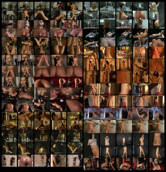 BDSM - PG-WW-B1 - 18 scenes - 3 hr 46 min - *used DVD in paper sleeve - No Art - (Q=F-G-VG)
