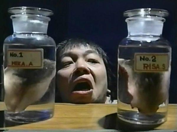 Asian-Psycho-Vol 3 - 1 hr 11 min - *used DVD in paper sleeve-no art-(Q=G-VG)