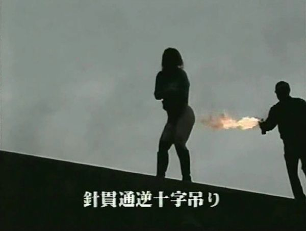 Asian-Psycho-Vol 4 - 58 min - *used DVD in paper sleeve-no art-(Q=G-VG)