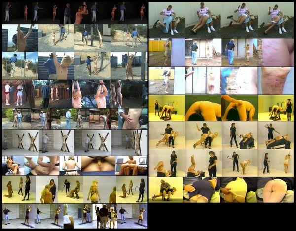 NWL - Katie 01 - 13 scenes - 2 hr 9 min - *used DVD in paper sleeve-No Art-(Q=P-F-G)