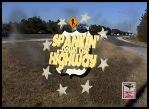 RHS - Spankin Down The I-75 Highway - 1 hr 25 min - *used DVD in paper sleeve-no art-(Q=G)