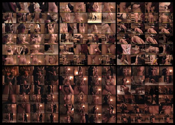 Dungeon Desire - 2 movies - 1 hr 56 min - *used DVD in paper sleeve-no art-(Q=G-VG)