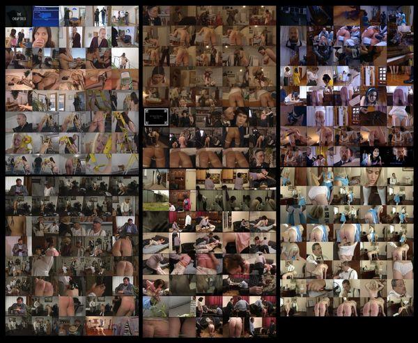 LP - 6 short movies - 2 hr 1 min - *used DVD in paper sleeve-no art-(Q=G-VG)