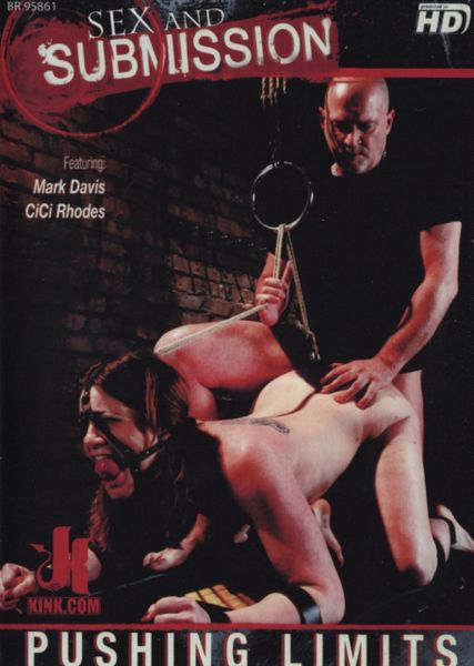 DC-SS - Pushing Limits-CiCi Rhodes - 58 min - used Factory Original DVD in case with artwork - GC