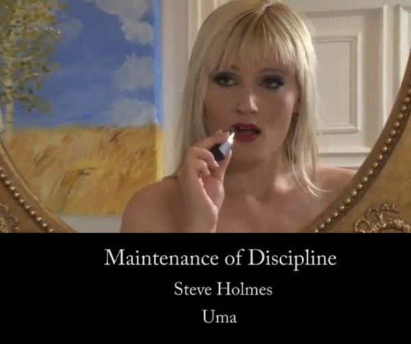 EPM - Maintenance of Discipline - 1 hr 1 min - *used DVD in paper sleeve-no art-(Q=VG)