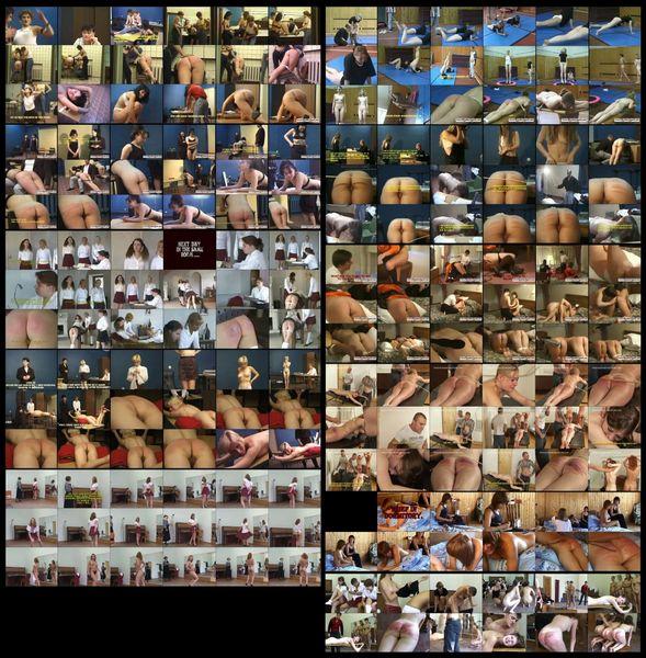 Russian Schools - 9 scenes - 2 hr 42 min - *used DVD in paper sleeve-no art-(Q=G)