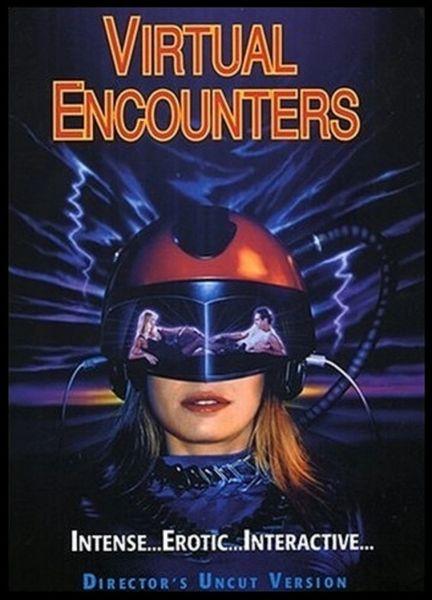 SEX - Virtual Encounters-1996 - 1 hr 26 min - *used DVD in paper sleeve-no art-(Q=G-VG)