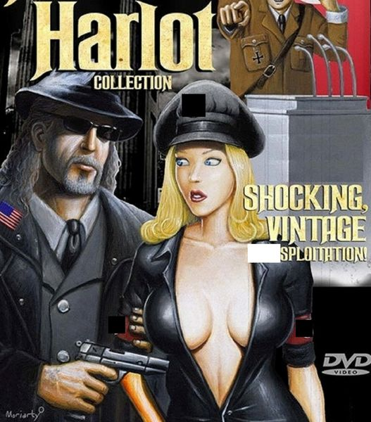 H Harlot-1973 - 60 min - *used DVD in paper sleeve-no art-(Q=G)