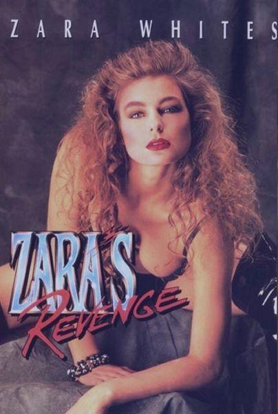 Zara-1991-Revenge - 1 hr 25 min - *used DVD in paper sleeve-no art-(Q=G-VG)