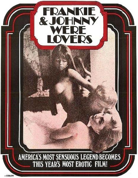 Frankie & Johnnie Were Lovers-1975 - 1 hr 13 min - *used DVD in paper sleeve-no art-(Q=G-VG)