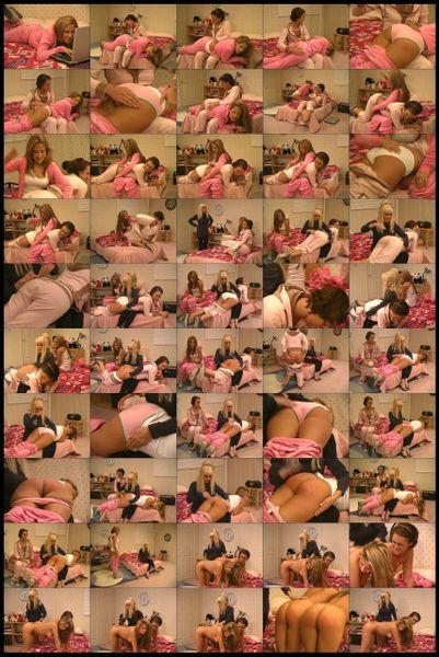 Dorm Room Discipline - 51 min - *used DVD in paper sleeve-no art-(Q=G-VG)